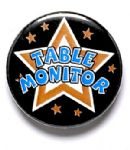 Table Monitor School Badge